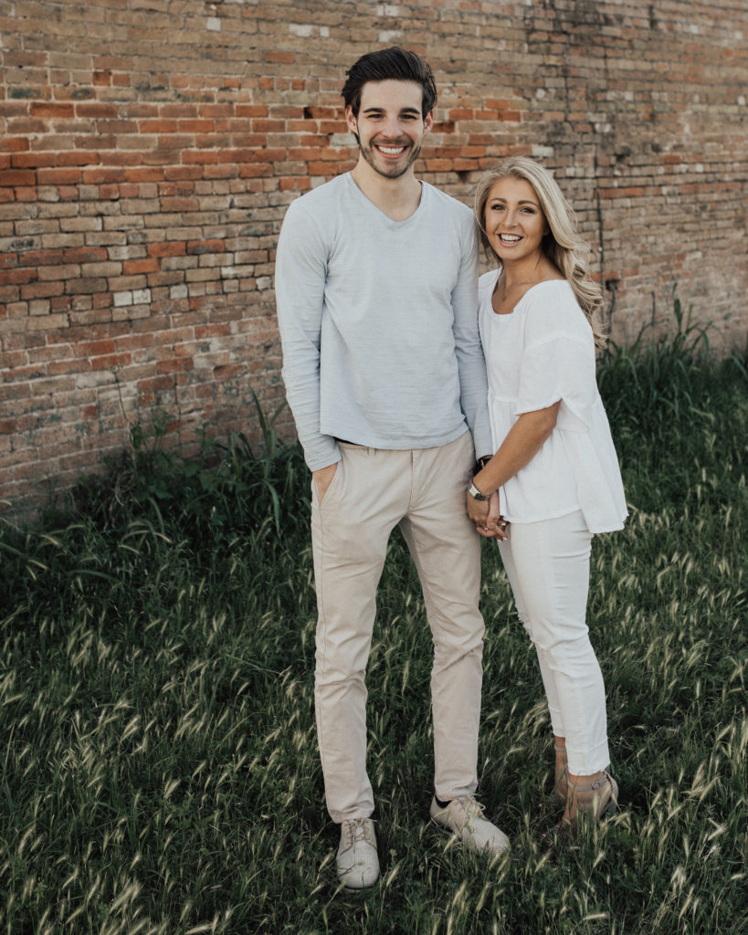 Perfect Engagement Photo Shoot