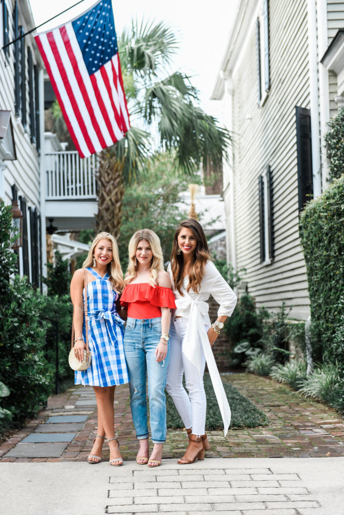 Three Easy Outfits To Recreate This Fourth of July