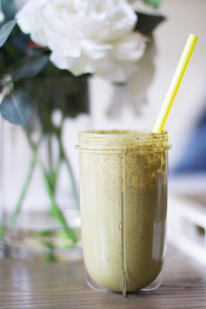 Fab Four Morning Smoothie