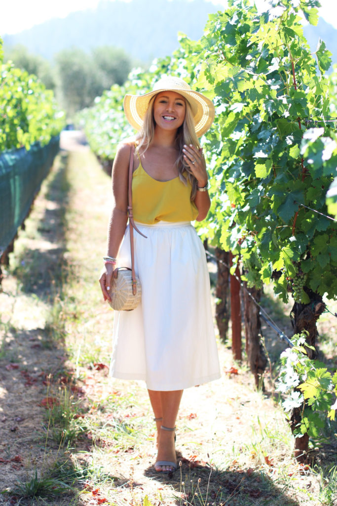d2e37e5b90aa Wine Country Wear. SHOP THE LOOK