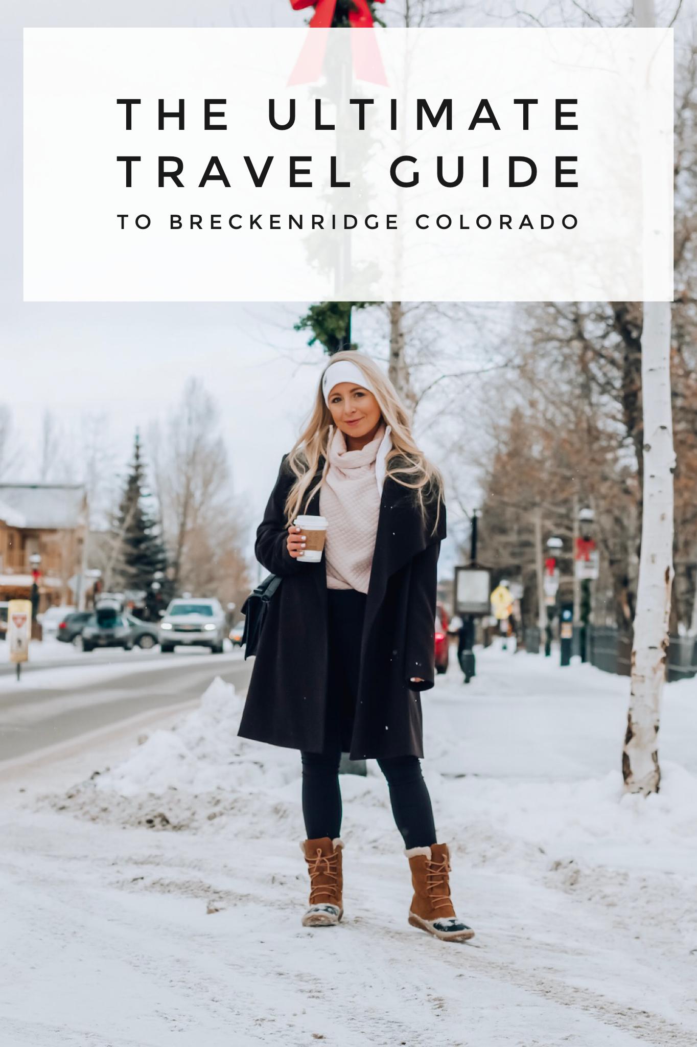Travel Guide To Breckenridge