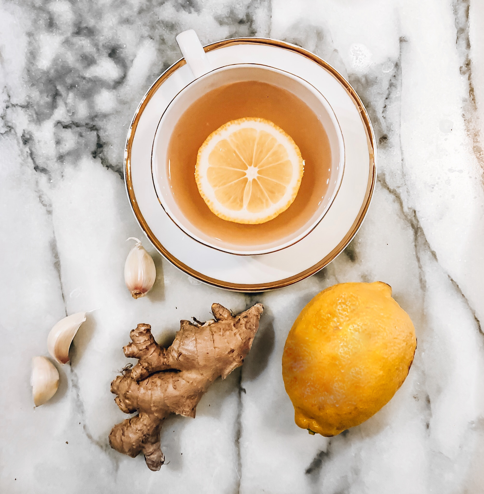This Ginger Tea Recipe Will Get Rid Of Your Cold Asap Lifetolauren